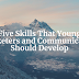 Five Skills That Young Marketers and Communicators Should Develop