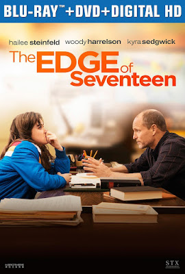 The Edge of Seventeen 2016 Eng BRRip 480p 300mb ESub