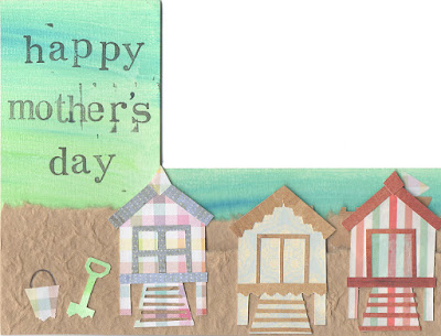 Mothers day card by Claire Noble