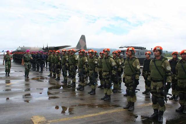 Revisi Undang-undang Terorisme, TNI Diberi Kewenangan Lakukan Penindakan