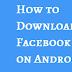 Download Video Facebook Apk