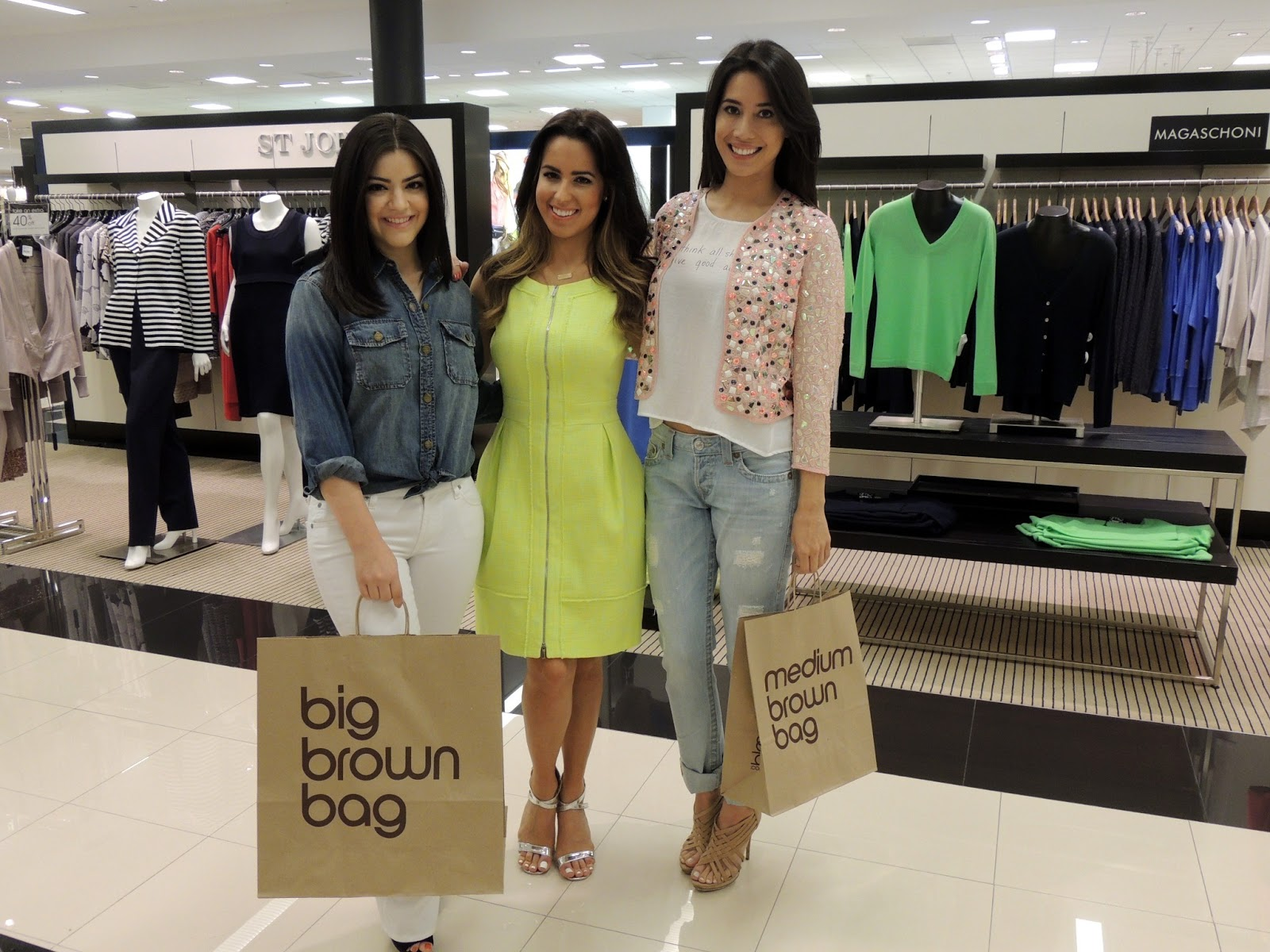 Spring Trends At Bloomingdale's Aventura