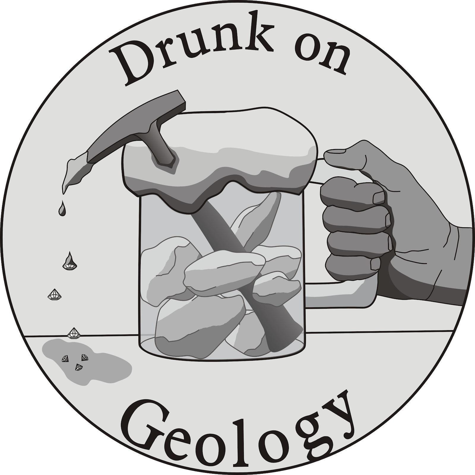Drunk on Geology