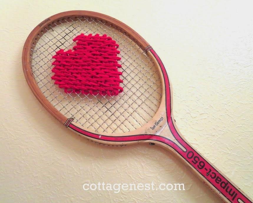 Cottage Nest - Crafting A Handmade Life: Tutorial: Cross Stitch