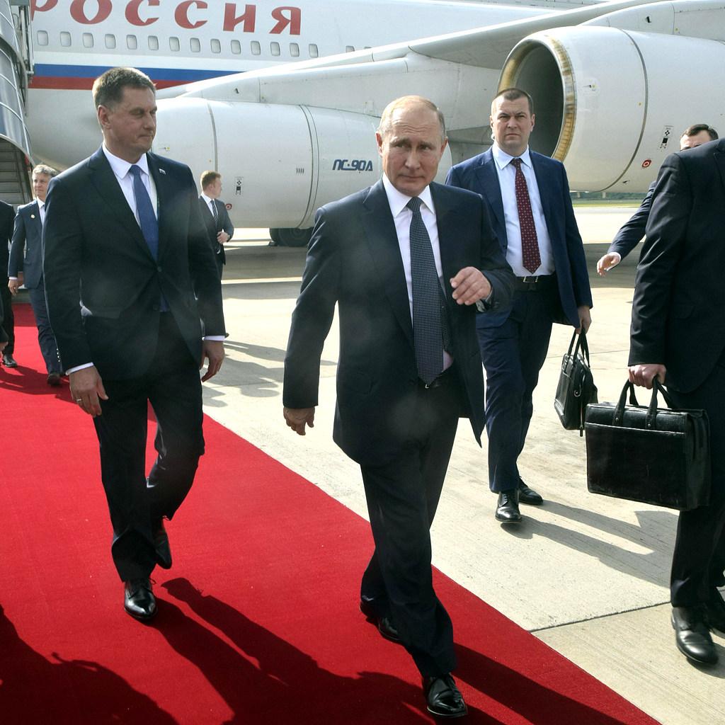 Moscú dice que Trump canceló la reunión con Putin por cuestiones de política interna de EEUU