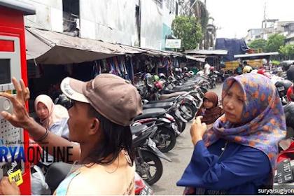 Warga Keluhkan Parkir Elektronik di Pasar Kota Gresik, Begini Kata Dishub