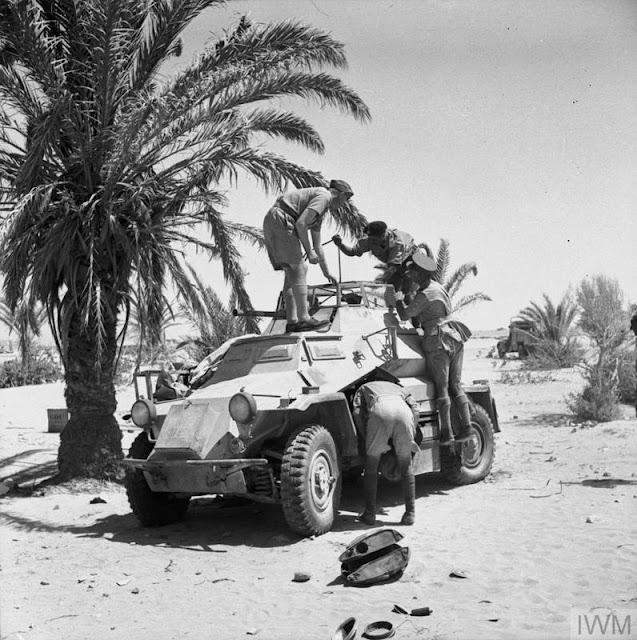 German SdKfz 222 armored car 24 June 1941 worldwartwo.filminspector.com