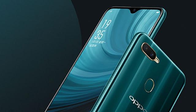 اوبو تعلن عن هاتفها Oppo A7n بكاميرا خلفية مزدوجة و نوتش.