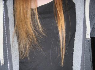 Friseur haare verschnitten rechte