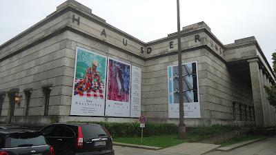 Haus der Kunst O que ver em Munique Alemanha