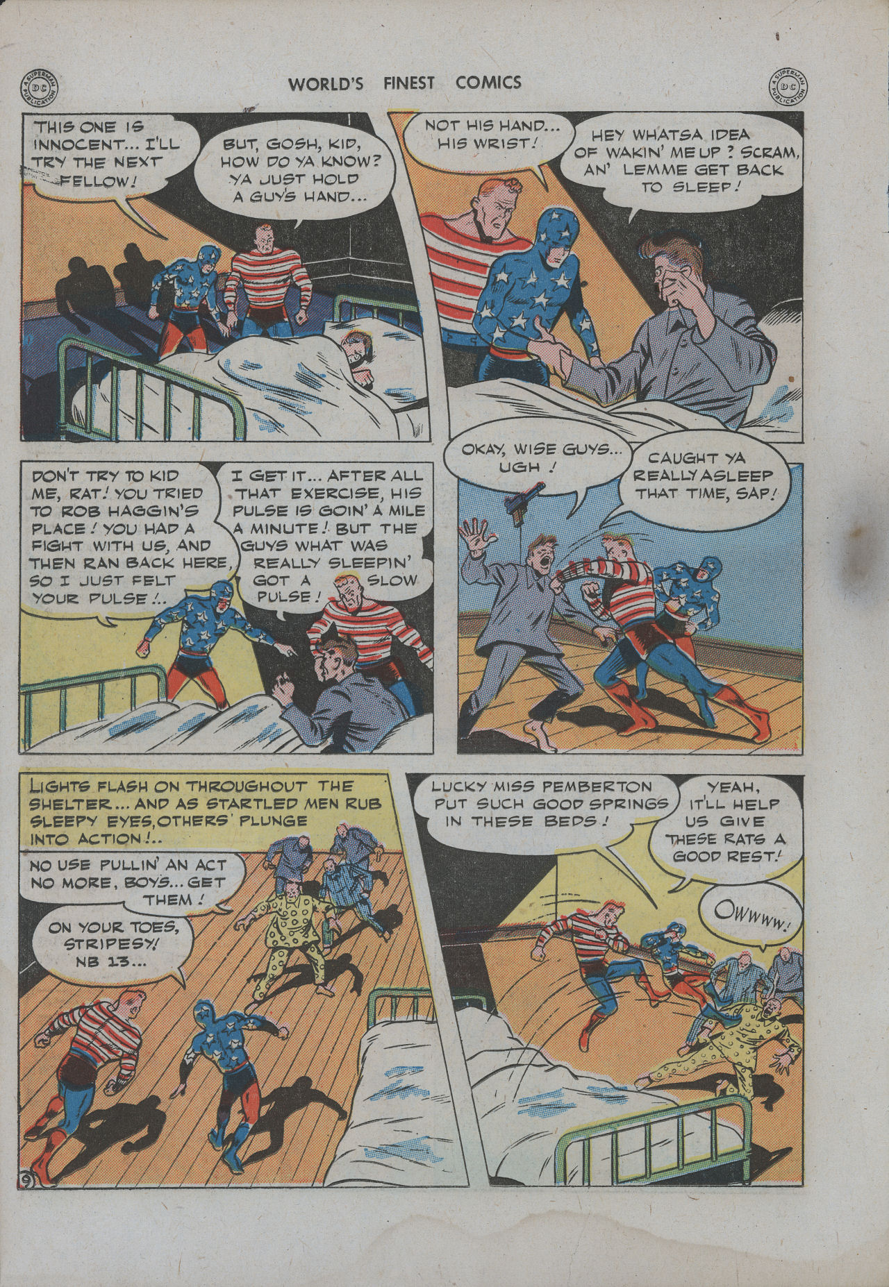 Read online World's Finest Comics comic -  Issue #15 - 25