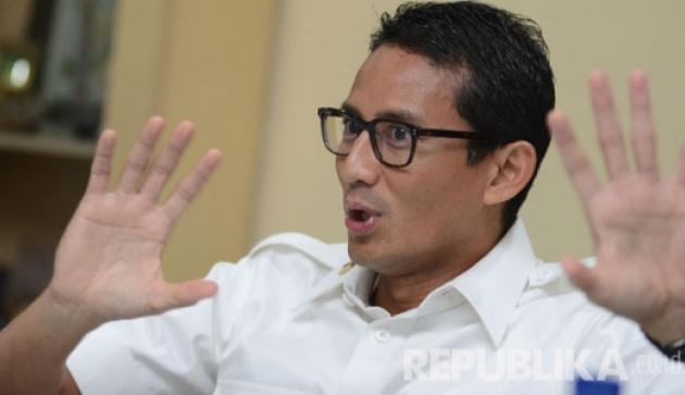 Sandiaga Uno Kritisi Pemerintah Masalah Lubang Di Jalan, Tidak Diduga Begini Komentar Netizen