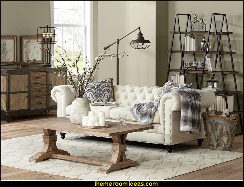 Incroyable Industrial Chic Industrial Style Decorating Ideas   Industrial Chic  Decorating Decor   Gears Decor   City