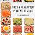21 tostas para o seu pequeno almoço  que lhe da energia para o resto do dia