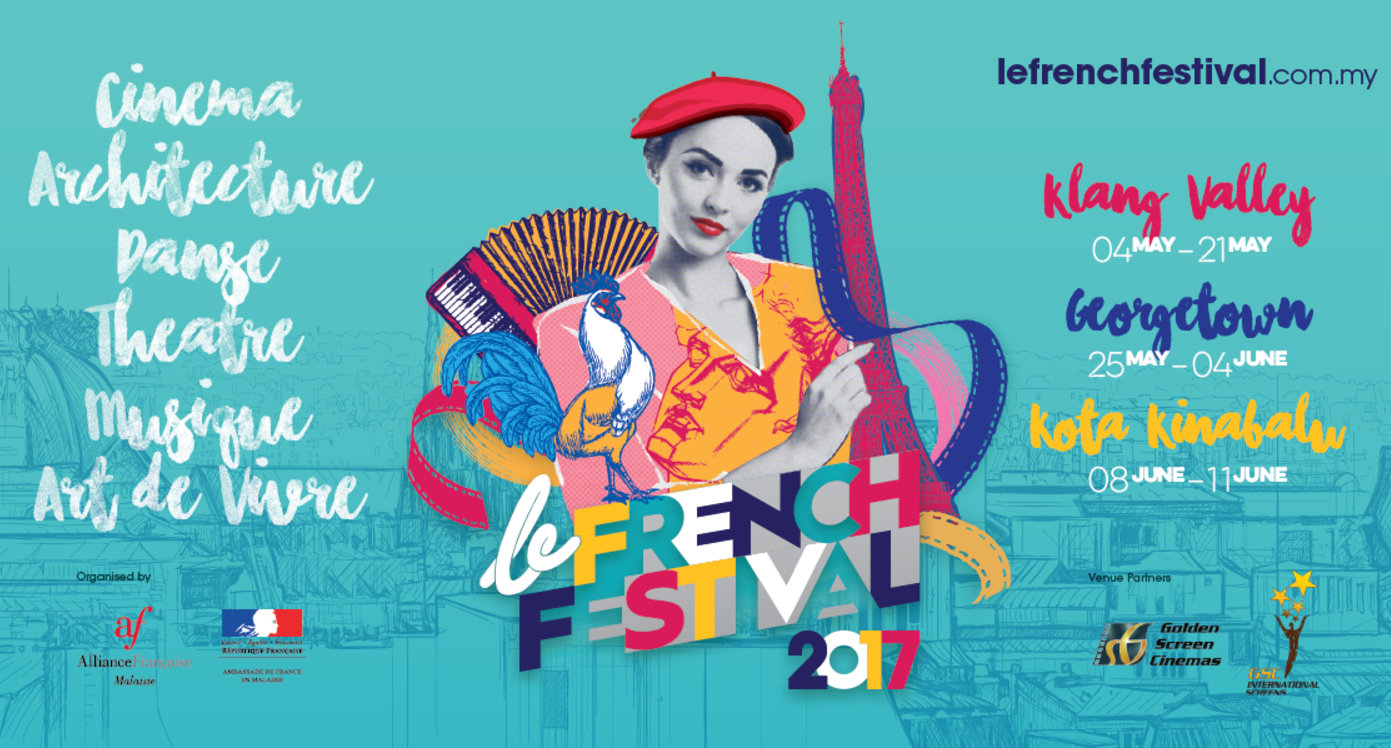 Le French Festival 2017 Malaysia - GSC French Film Festival (FFF) Opening @  GSC
