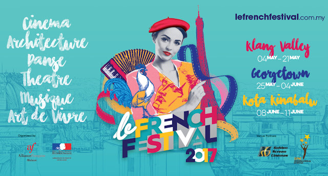 Le French Festival 2017 Malaysia - GSC French Film Festival (FFF) Opening @ GSC Pavilion KL & Acme Bar & Coffee