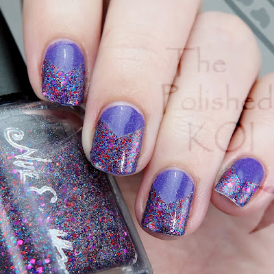 Nvr Enuff Polish Queen Unicorn & Mary's Twilight