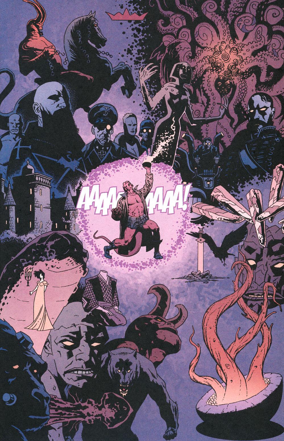 Read online Hellboy: Weird Tales comic -  Issue #5 - 23
