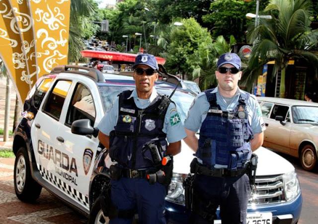 Guarda Municipal de Foz do Iguaçu (PR) estará mobilizada nas eleições