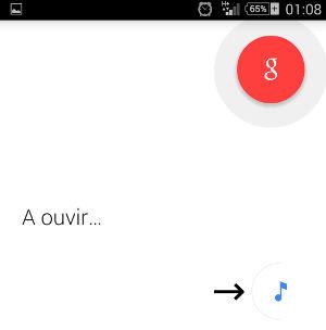 Como saber o nome da música que está tocando com o Google