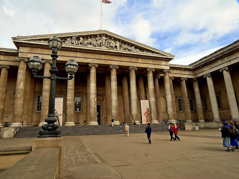 British Museum still most popular cultural attraction in UK