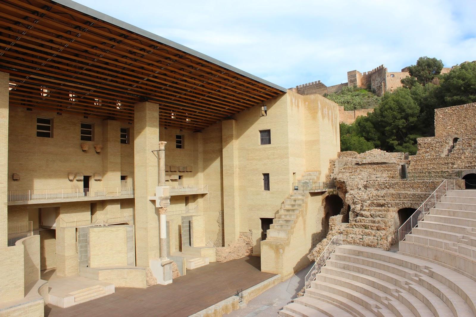 Teatro romano de Sagunto-Valencia