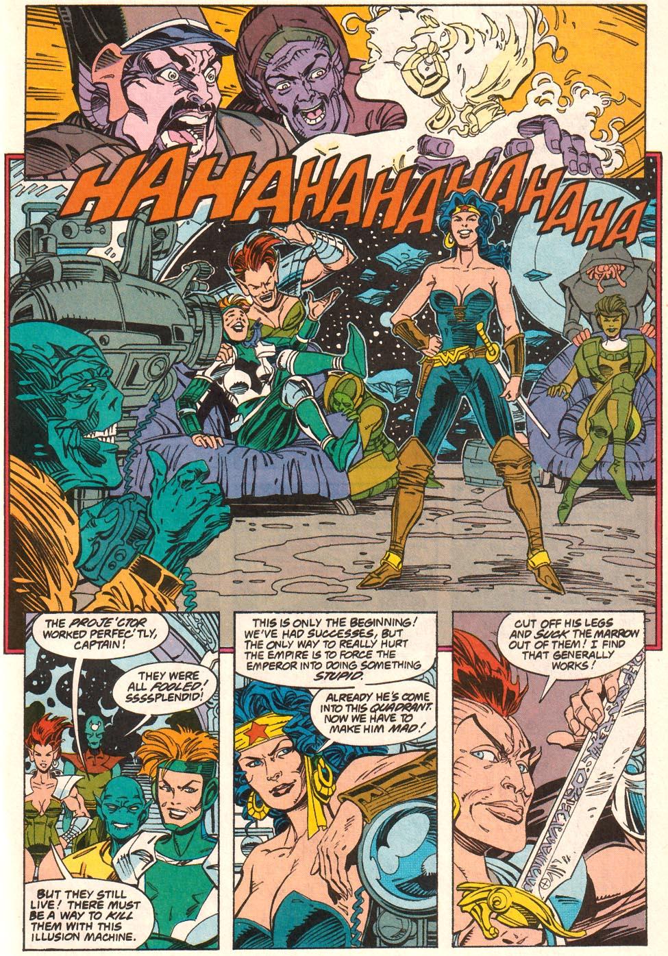 Read online Wonder Woman (1987) comic -  Issue #70 - 6