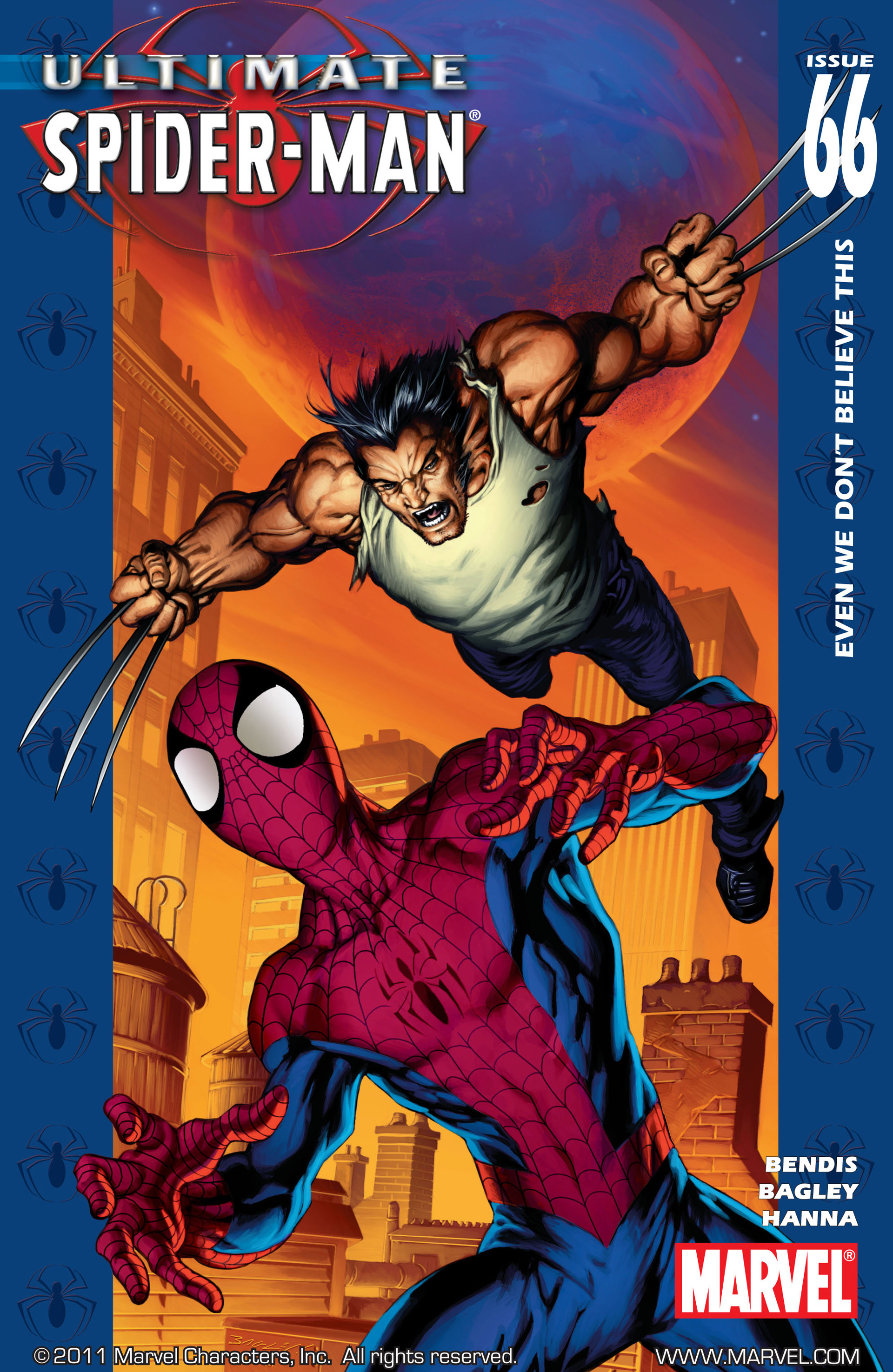 Ultimate Spider-Man (2000) 66 Page 1
