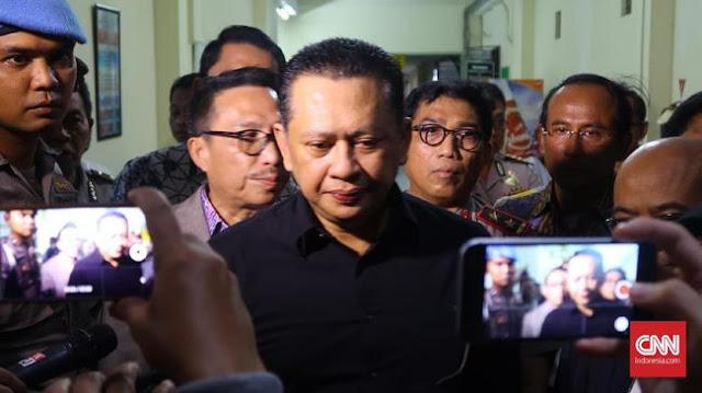 Ketua DPR Nilai Deklarasi #2019GantiPresiden Tidak Salah