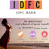 Open IDFC Bank Zero Balance Saving Account Within 4 Minutes, Free ATM Withdrawal
