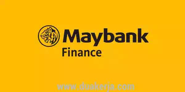 Lowongan Kerja PT Maybank Indonesia Finance Terbaru 2019