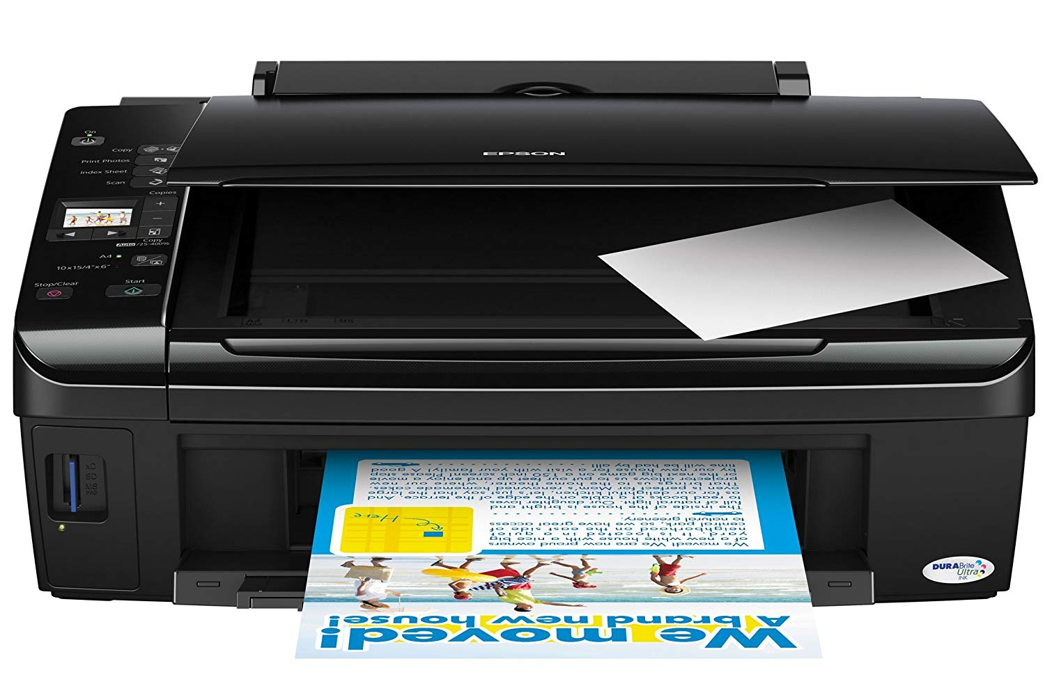 driver epson stylus sx218 windows 7 free download