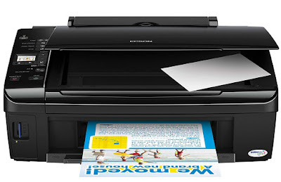 Economical printing with separate single cartridges  Epson Stylus SX210 Driver Downloads