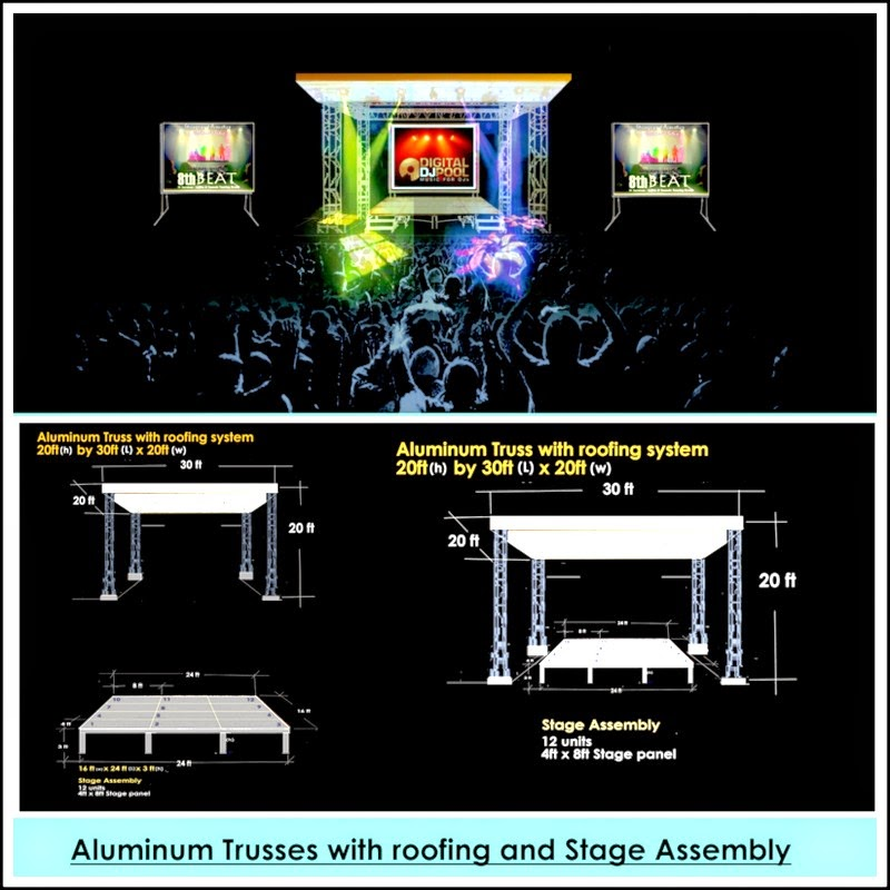 DEBUT LIGHTS AND SOUNDS RENTAL IN MANILA