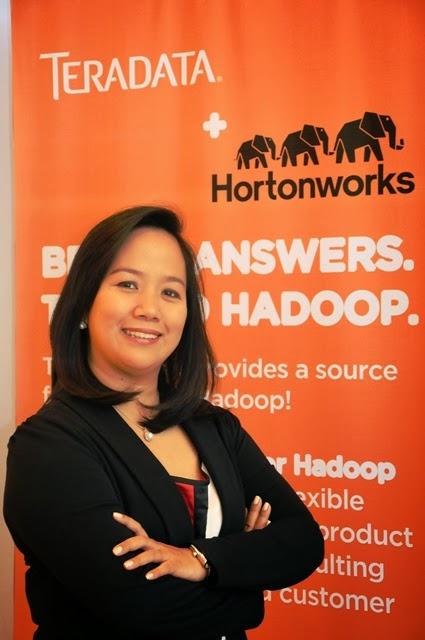 Ella Mae Ortega - Teradata Philippines
