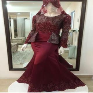 model rok kebaya 2019