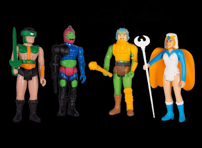 San Diego Comic-Con 2016 Debut Masters of the Universe Retro Action Figures Wave 2 by Super7