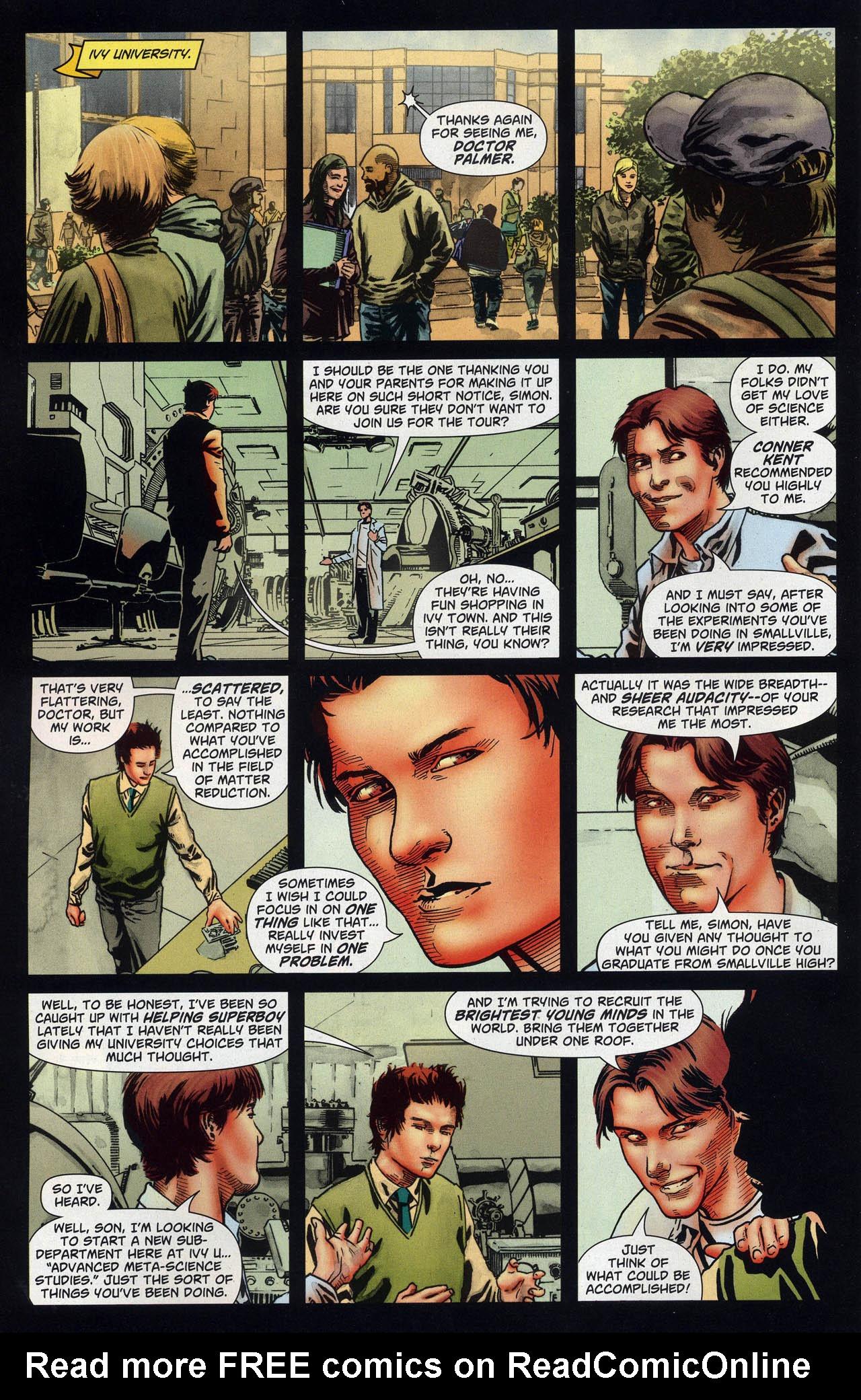 Superboy [I] Issue #6 #6 - English 6