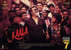 Rajinikanth, Nana Patekar, Samuthirakani, Easwari Rao, Huma Qureshi 2018 Movie Kaala is collect 20.4 Crores and it budget (Cost) 135 Crores.