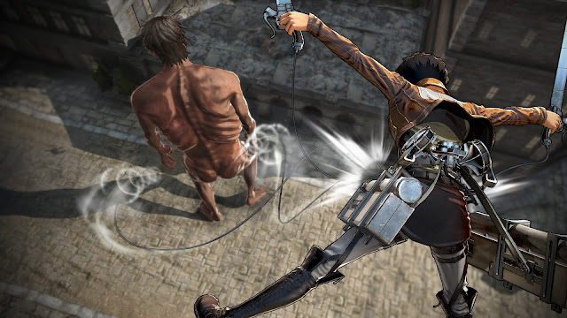 Attack on Titan 2 PC Game_2