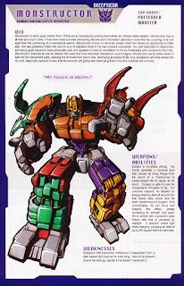 Monstructor Transformer