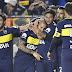 Boca goleó a Independiente y estiró la diferencia con su escolta River