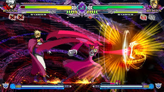 BlazBlue Continuum Shift Extend (X-BOX360) 2011