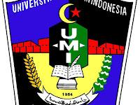 PENERIMAAN CALON MAHASISWA BARU (UMI) 2021-2022
