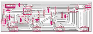 esquema  pre amplificador