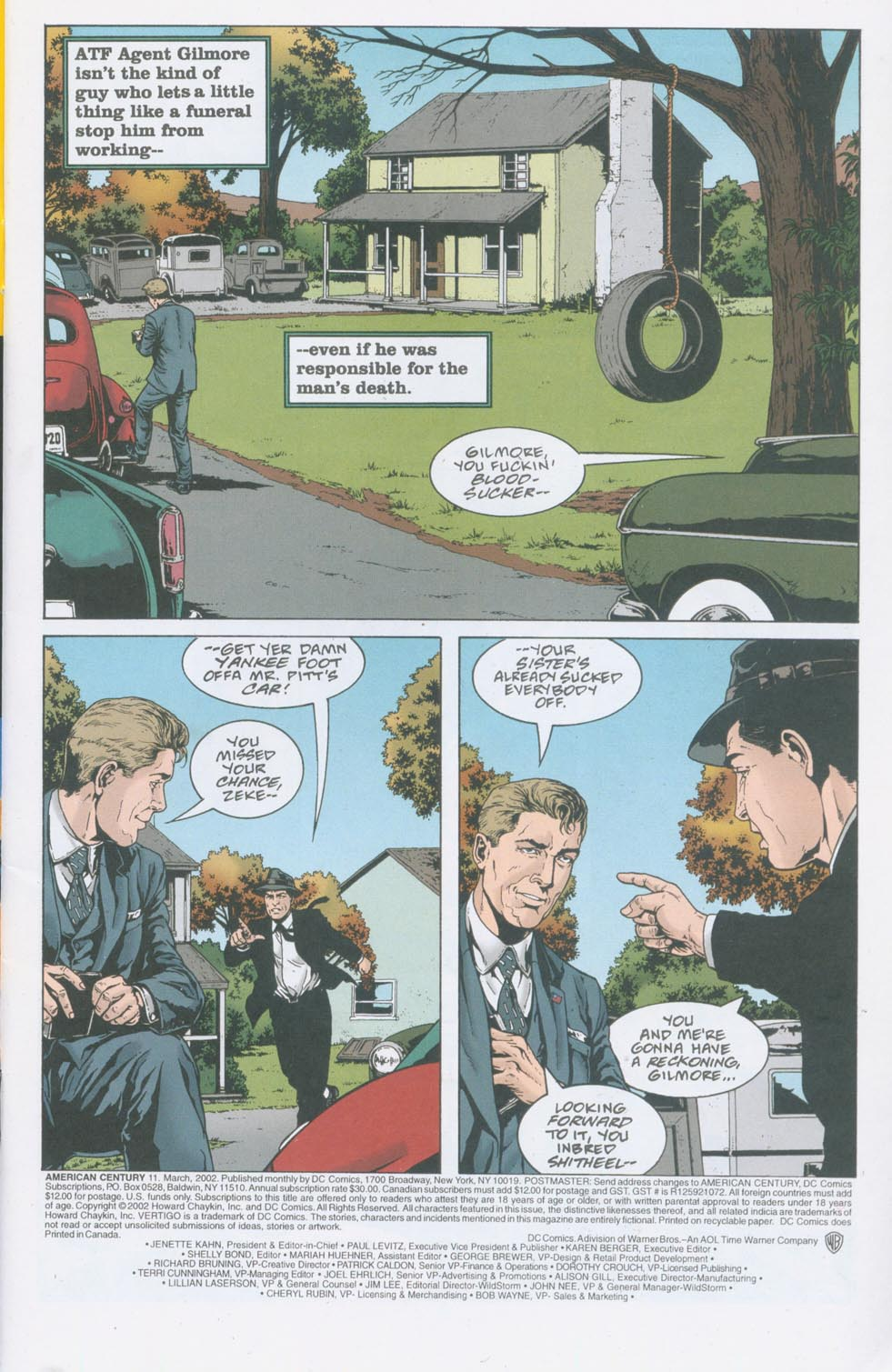 Read online American Century comic -  Issue #11 - 2