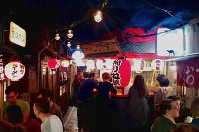 Salle de Kodawari Restaurant de Ramen Japonais Paris  - Le Chameau Bleu