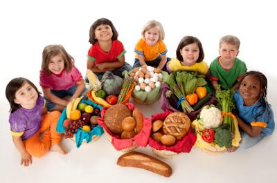 çocuklarda dengeli beslenme