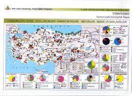 Türkiye'nin Ekonomik Coğrafyası