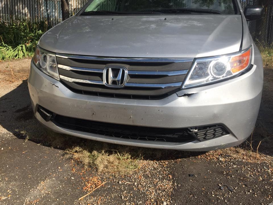 Rental Car Accident Enterprise